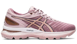 W Asics Gel Nimbus 22 Rose Gold