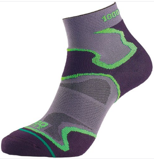 A 1000 Mile Fusion Ankle Sock Mens