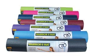 A MAD Warrior Yoga Mat 4mm