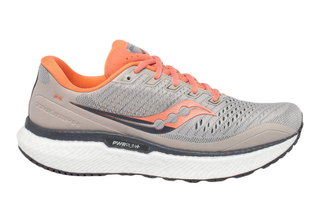 W Saucony Triumph 18 Moonrock/Coral AW20
