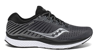 M Saucony Guide 13 Black/White