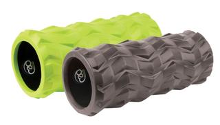 A Tread Foam Roller - lime