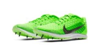 Jnr Nike Zoom Rival XC Spike Green