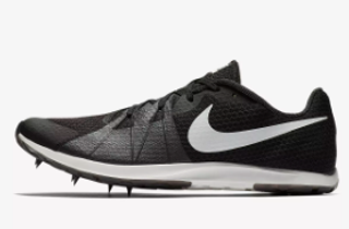 M Nike Zoom Rival XC Spike Black/White