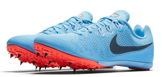 Nike Zoom Rival M 8 Spike Blue