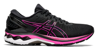 W Asics Gel Kayano 27 Black/Pink