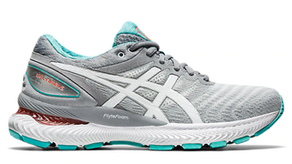 W Asics Gel Nimbus 22 Grey