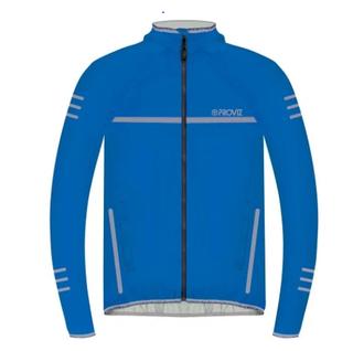 M Proviz Classic Waterproof Running Jacket Blue