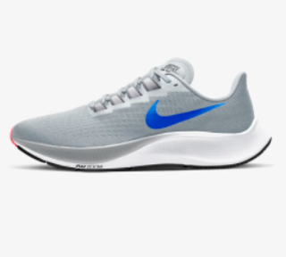 M Nike Air Zoom Pegasus 37 Grey/Blue