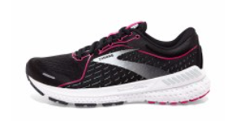 W Brooks Adrenaline GTS 21 Black/Raspberry