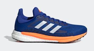 M Adidas Solar Glide 3 Blue