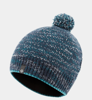 A Ron Hill Bobble Hat Navy