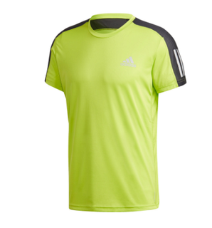 M Adidas Own The Run Tee Green