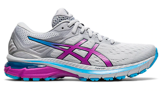 W Asics GT-2000 v9 Grey/Purple