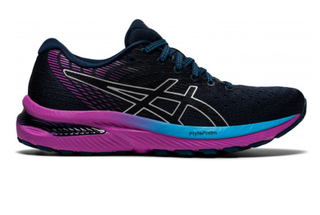 W Asics Gel Cumulus 22 Navy/Purple