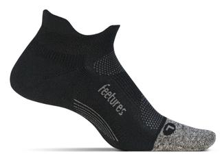 A Feetures Elite Light Cushion NST Black/Grey