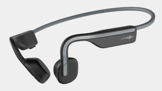 A Aftershokz Open Move Headphones Slate Grey