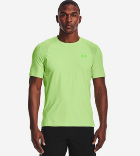 M UA Iso-Chill Run SS Tee