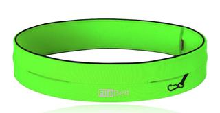 A Flipbelt Classic Neon Green