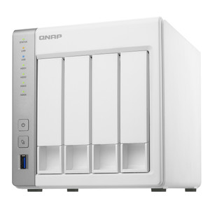 QNAP NAS TS-453BE-2G, 4-Bay, 3 5