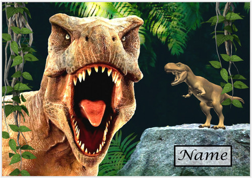 T-Rex Dinosaur - Personalised