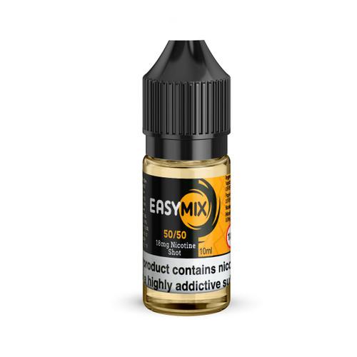 50/50 18mg Nicotine Shot by EasyMix