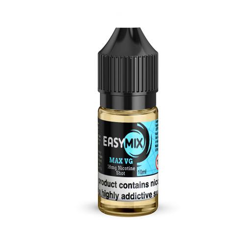 Max VG 18mg Nicotine Shot by EasyMix