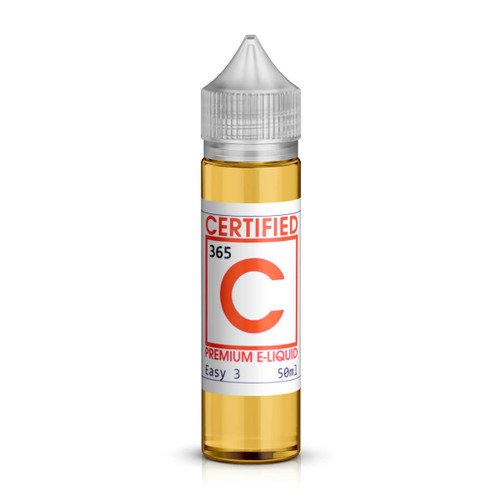 Butterscotch Custard Shortfill E-Liquid by Certified Vapes