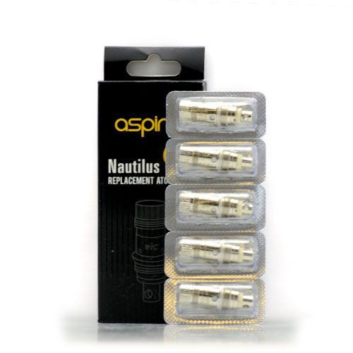 Aspire Nautilus replacement coils box view