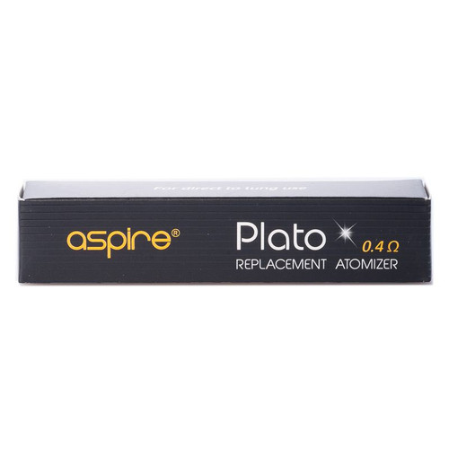 Aspire Plato replacement coil box view