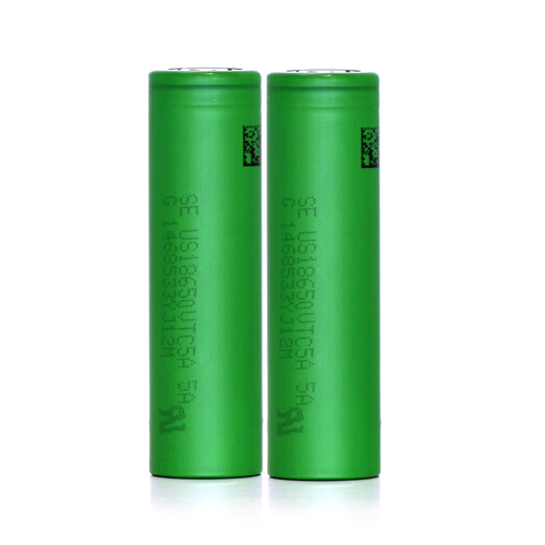 Pair of  VTC5a 2600mAh 18650 Batteries by Sony