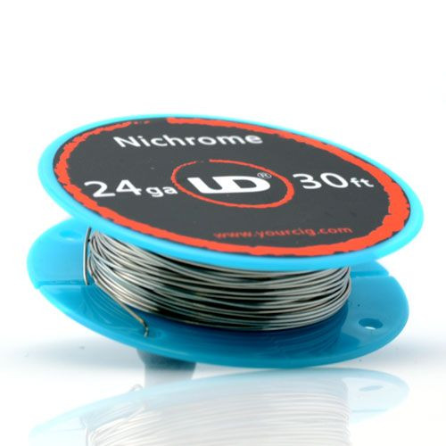 Nichrome (Ni80) 30ft Wire by UD