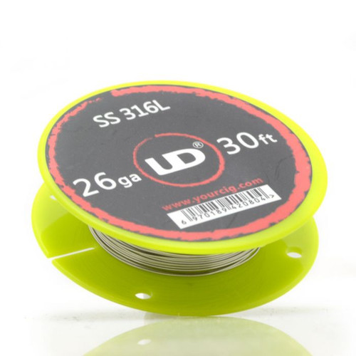SS316 26g Stainless 30ft Wire by UD