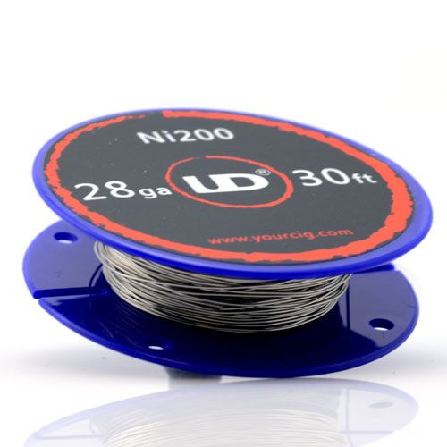 Ni200 28G 30ft Wire by UD