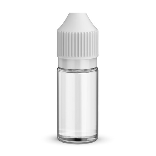 10ml PET Empty E-Liquid Bottle