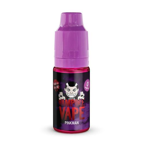 Pinkman E-Liquid 10ml by Vampire Vape bottle view