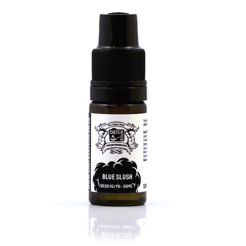 Chef's Vapour Blue Lush 10ml E-Liquid Bottle Shot