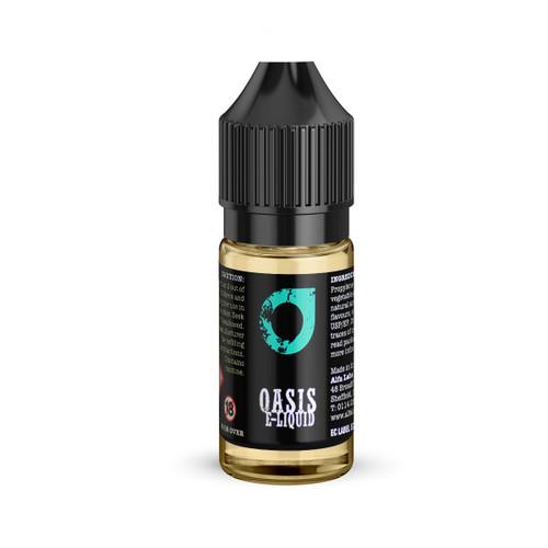 Oasis 10ml bottle Classic Menthol flavour e-liquid