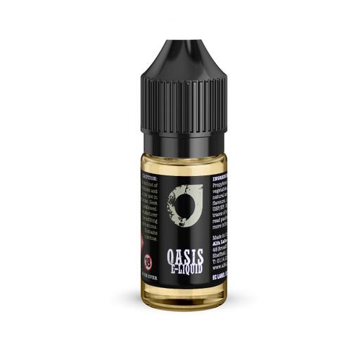 Oasis 10ml bottle Classic Tobacco flavour e-liquid