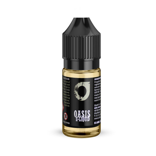 Oasis 10ml bottle Classic Tobacco flavour e-liquid