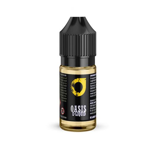 Oasis 10ml bottle Fruit Punch flavour e-liquid