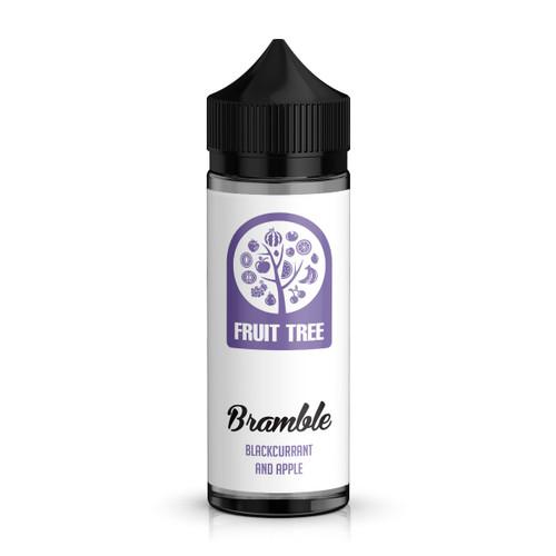 Fruit Tree Bramble E-Liquid 100ml Shortfill Bottle