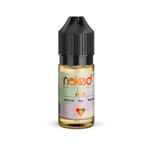 All Melon 10ml e-liquid bottle by Naked