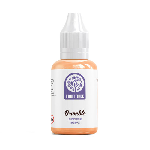 Bramble by Fruit Tree 30ml One Shot Concentrate Bottle View