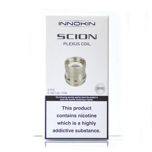 Innokin Scion Plexus Coils on white background