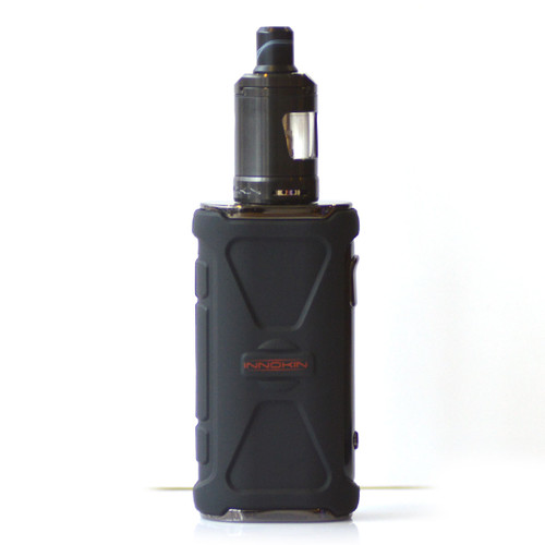 Adept Zlide Vape Kit in black on white background