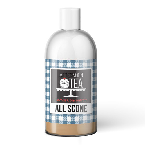All Scone Big Shot 250ml Bottle View