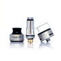 Aspire Cleito Pro Tank in Silver disassembled