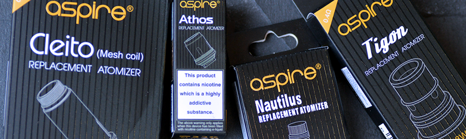 replacement aspire-coils