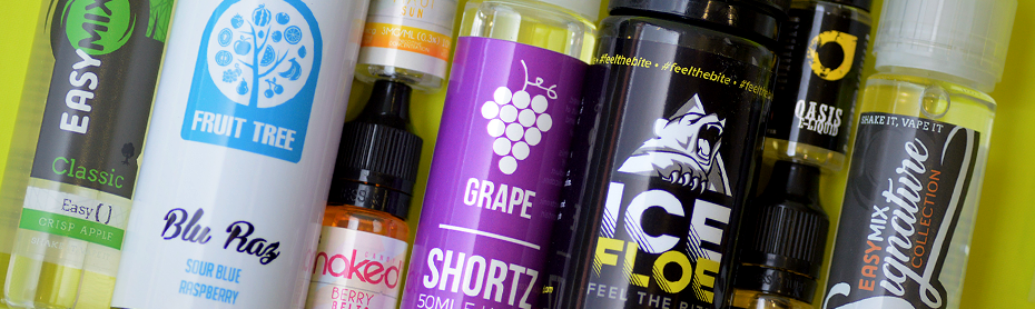 Fruit Flavoured eliquids stocked by Vannilla Vapes
